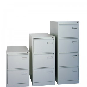Bisley 3 Draw Executive Filing Cabinet