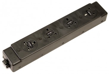 Under Desk Power Module 4 UK Sockets