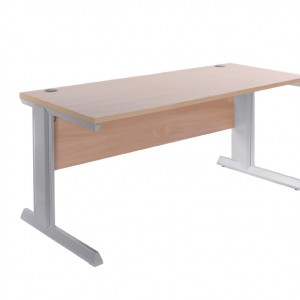 Narrow Straight desk / Return Unit