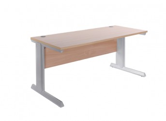 Narrow Straight desk / Return Unit